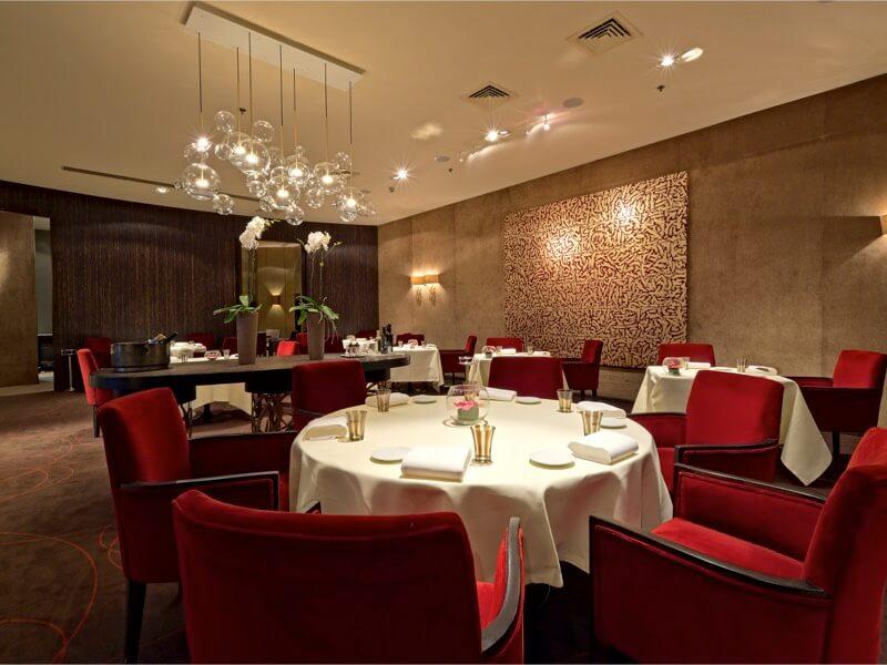 Restaurant gastronomique Seagrill - Bruxelles