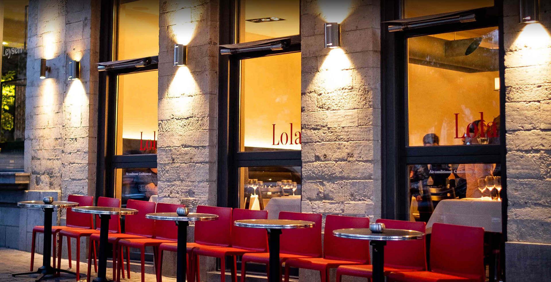 Restaurant Brasserie Lola - Bruxelles - Sablon